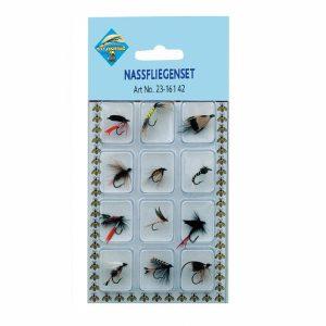 Είδη ψαρέματος - Μύγες Σετ 23-161 42 (12 τεμ.)