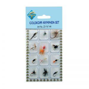 Είδη ψαρέματος - Μύγες Σετ 23-161 44 (12 τεμ.)