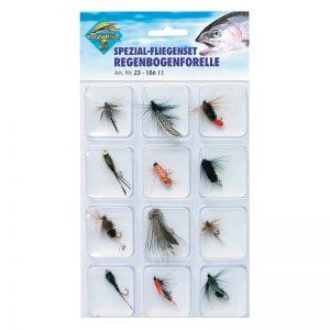 Είδη ψαρέματος - Μύγες Σετ 23-186 11 (12 τεμ.)
