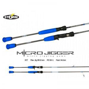 Είδη ψαρέματος - MICRO JIGGER