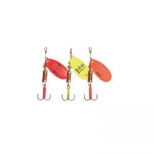 Είδη ψαρέματος - EFFZETT FLUO SPINNERS